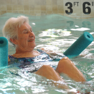Trinity Woods Wellness Spa Water Wellness Class