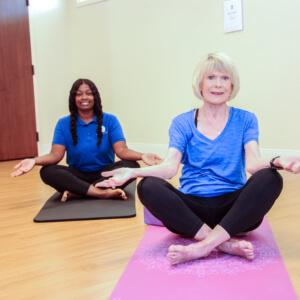 Trinity Woods Yoga Classes