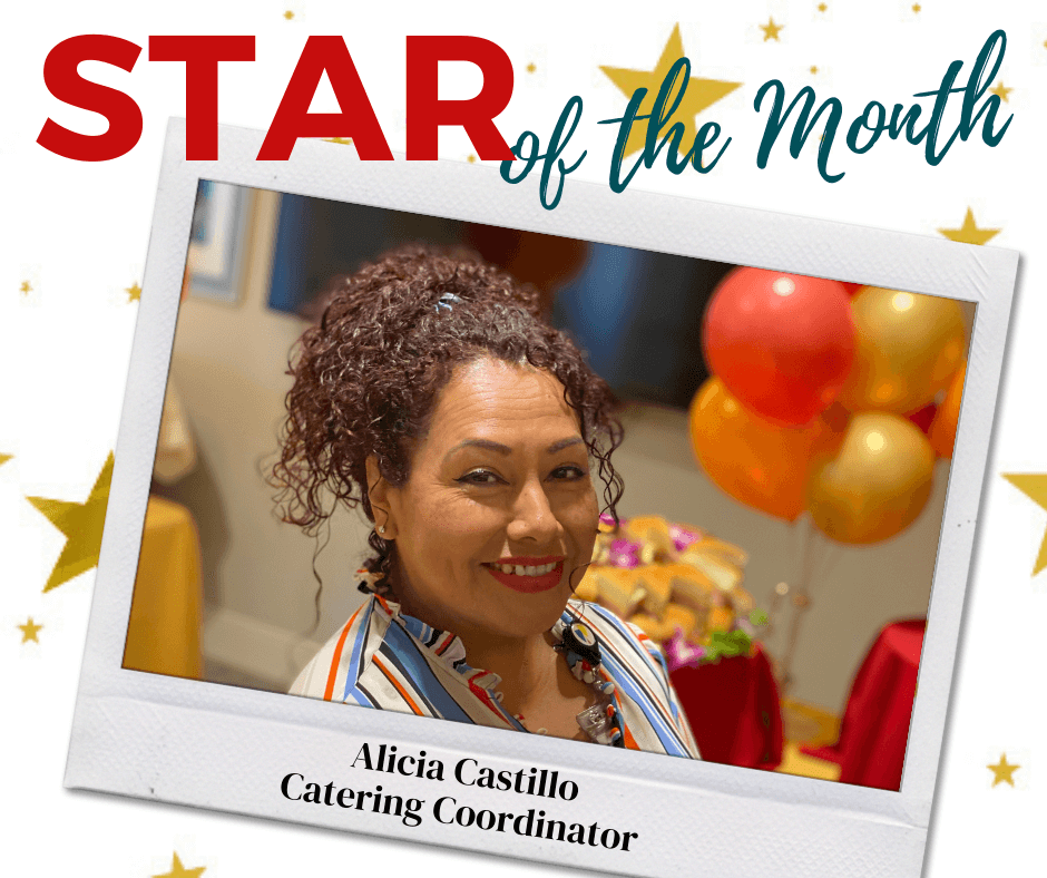 October STARS Employee of the Month