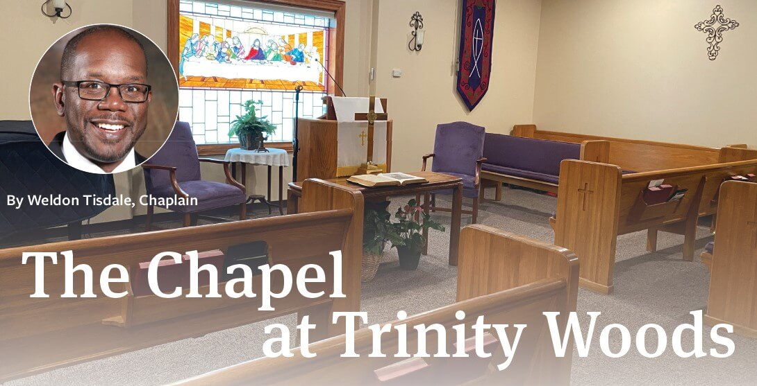 The Chapel a Place of Solace